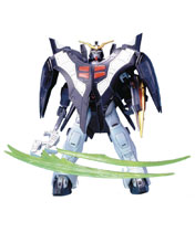 Image: HG Gundam Wing Model Kit: Deathscythe Hell  (TV version) (1/100-scale) - Bandai Hobby