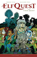 Image: Elfquest: Final Quest Vol. 03 SC  - Dark Horse Comics