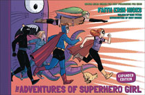 Image: Adventures of Superhero Girl HC  (Expanded edition) - Dark Horse Comics