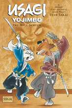 Image: Usagi Yojimbo Vol. 31: The Hell Screen SC  - Dark Horse Comics