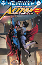 Image: Action Comics #978 (variant cover - Gary Frank) - DC Comics
