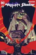 Image: Batman / The Shadow #1 - DC Comics
