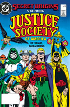 Image: Last Days of the Justice Society of America SC  - DC Comics
