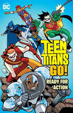 Image: Teen Titans Go!: Ready for Action SC  - DC Comics