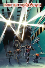 Image: Micronauts Vol. 02: Earthbound SC  - IDW Publishing