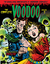Image: Complete Voodoo Vol. 03 HC  - IDW Publishing