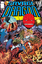 Image: Savage Dragon #223 - Image Comics