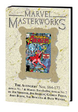 Image: Marvel Masterworks: Avengers Vol. 17 HC  (DM variant edition) (247) - Marvel Comics