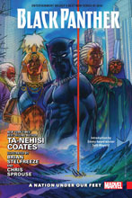 Image: Black Panther Vol. 01: A Nation Under Our Feet HC  - Marvel Comics
