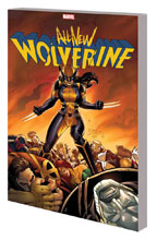 Image: All-New Wolverine Vol. 03: Enemy of State II SC  - Marvel Comics