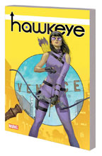 Image: Hawkeye: Kate Bishop Vol. 01 - Anchor Points SC  - Marvel Comics