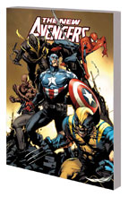 Image: New Avengers by Brian Michael Bendis: The Complete Collection Vol. 04 SC  - Marvel Comics