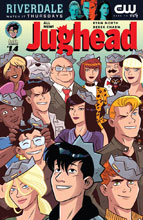 Image: Jughead Vol. 03 #14 (cover A - Derek Charm)  [2017] - Archie Comic Publications