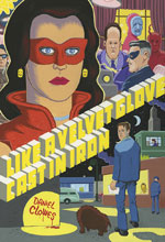Image: Like a Velvet Glove Cast in Iron SC  - Fantagraphics Books