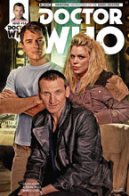 Image: Doctor Who: The 9th Doctor #14 (cover B - Photo) - Titan Comics