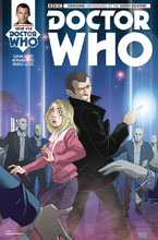 Image: Doctor Who: The 9th Doctor #14 (cover C - Florean) - Titan Comics