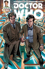 Image: Doctor Who: The 11th Doctor - Year Three #7 (cover C - Ramos) - Titan Comics