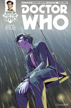 Image: Doctor Who: The 11th Doctor - Year Three #7 (cover D - Zanfardino) - Titan Comics