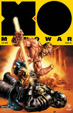 Image: X-O Manowar [2017] #2 (cover A - Larosa)  [2017] - Valiant Entertainment LLC