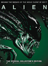 Image: Alien: Covenant Official Collectors Edition HC  - Titan Comics