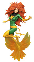 Image: Marvel Gallery PVC Diorama: Phoenix  - Diamond Select Toys LLC
