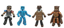 Image: Watchmen Minimates Box Set  - Diamond Select Toys LLC