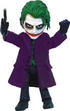 Image: Batman Dark Knight Action Figure: HMF-046 - Joker  - Hero Cross Co. Ltd