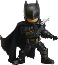Image: BvS Action Figure: HMF-033 - Batman  - Hero Cross Co. Ltd