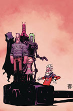 Image: Black Hammer: Age of Doom #1 (variant cover - Young) - Dark Horse Comics