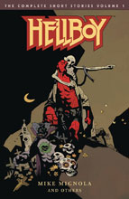 Image: Hellboy Complete Short Stories Vol. 01 SC  - Dark Horse Comics