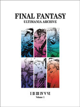 Image: Final Fantasy Ultimania Archive Vol. 01 HC  - Dark Horse Comics