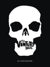 Image: Go Team Venture: The Art & the Making of Venture Bros HC  - Dark Horse Comics