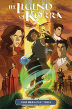 Image: Legend of Korra Vol. 03: Turf Wars Part 3 SC  - Dark Horse Comics