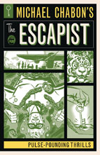Image: Michael Chabon's Escapist: Pulse Pounding Thrills SC  - Dark Horse Comics