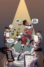 Image: Empowered & Sistah Spooky's High School Hell #5 - Dark Horse Comics