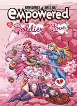 Image: Empowered & the Soldier of Love SC  - Dark Horse Comics