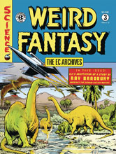 Image: EC Archives: Weird Fantasy Vol. 03 HC  - Dark Horse Comics