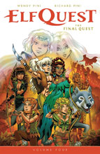 Image: Elfquest: Final Quest Vol. 04 SC  - Dark Horse Comics