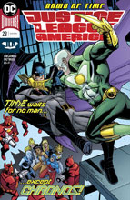 Search: Justice League of America: Team History HC