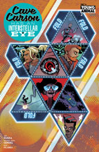 Image: Cave Carson Has An Interstellar Eye #2 - DC Comics -Young Animal