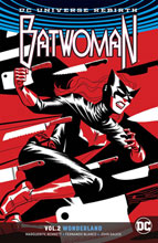 Image: Batwoman Vol. 02: Wonderland SC  (Rebirth) - DC Comics
