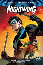Image: Nightwing Rebirth Deluxe Edition Book 02 HC  - DC Comics