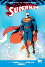 Image: Superman: Rebirth Deluxe Edition Book 02 HC  - DC Comics