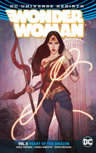Image: Wonder Woman Vol. 05: Heart of the Amazon SC  (Rebirth) - DC Comics