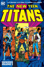 Image: New Teen Titans Omnibus Vol. 03 HC  (new edition) - DC Comics