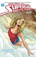 Image: Supergirl: Being Super SC  - DC Comics