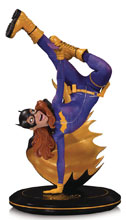 Image: DC Cover Girls Statue: Batgirl by Joelle Jones  - DC Comics