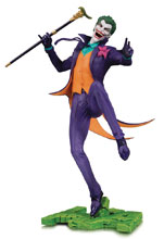 Image: DC Core PVC Statue: The Joker  - DC Comics