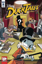 Image: Ducktales #8 (cover A - Ghiglione) - IDW Publishing