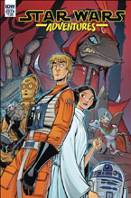 Image: Star Wars Adventures Annual 2018  - IDW Publishing